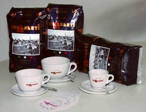 Kaffee - Mischung Idealberti Espresso Gold