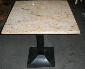 Table stand + granite top